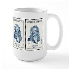 Sir Isaac Newton Mug