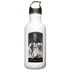 Chief Many Coups Water Bottle