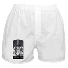 Chief Many Coups Boxer Shorts