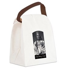 Chief Many Coups Canvas Lunch Bag
