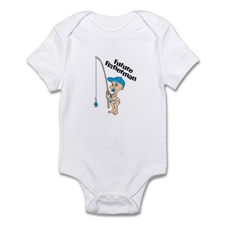 Future Fisherman Infant Bodysuit