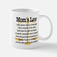 Mom's Law Alabama Mug