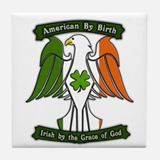 American by Birth, Irish by the Grace of God (sc)
