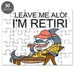 Leave Me Alone, Im Retired Puzzle
