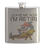 Leave Me Alone, Im Retired Flask