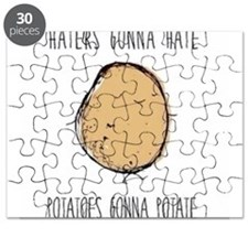 Haters Gonna Hate, Potatoes Gonna Potate Puzzle