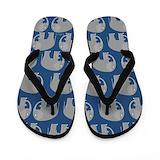 Elephant flip flops Flip Flops