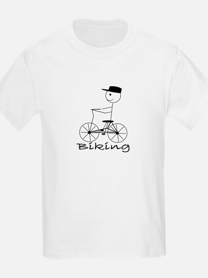 Bike / Biking Kids T-Shirt