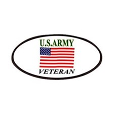 US A Veteran Patches