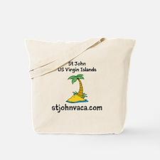 Cute St john usvi Tote Bag