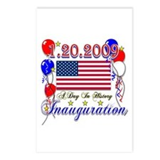 Inauguration 2009 Postcards (Package of 8)