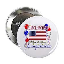"""Inauguration 2009 2.25"""" Button"""