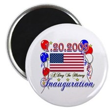 "Inauguration 2009 2.25"" Magnet (100 pack)"