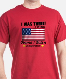 I Was There Obama Biden T-Shirt