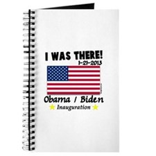 I Was There Obama Biden Journal