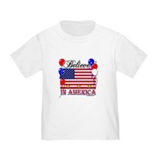 Believe in America T