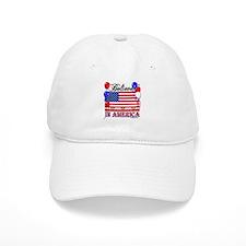 Believe in America Baseball Cap