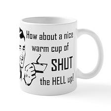 shutthehellup Mugs