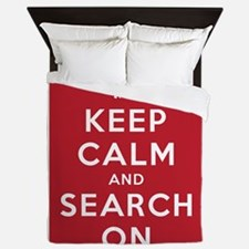 Keep Calm and Search On (Ground Pounders) Queen Du