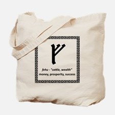 Fehu Tote Bag