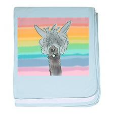 Alpaca Luv 4 baby blanket