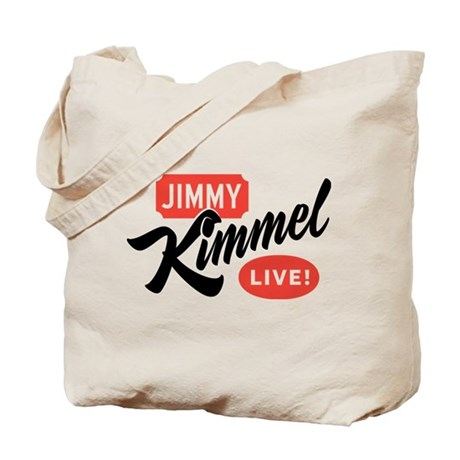 Jimmy Kimmel Live Tote Bag