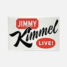 Jimmy Kimmel Live Rectangle Magnet
