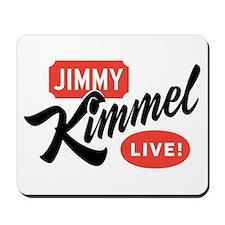 Jimmy Kimmel Live Mousepad
