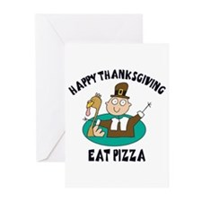Happy Thanksgiving Greeting Cards (Pk of 10)