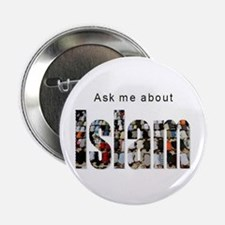 Ask me about Islam Button
