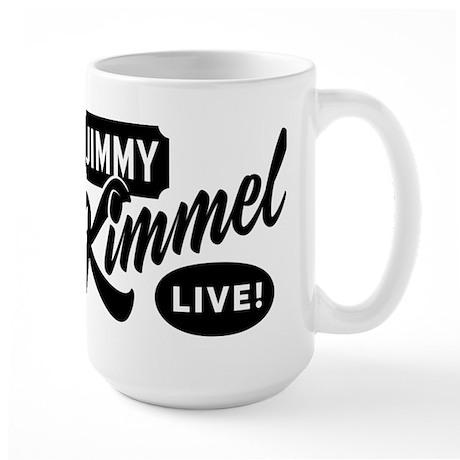 Jimmy Kimmel Live Large Mug