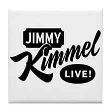 Jimmy Kimmel Live Tile Coaster