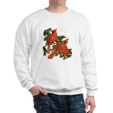 Christmas Cardinals Sweatshirt