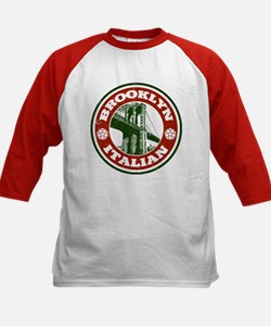Brooklyn New York Italian Baseball Jersey
