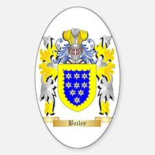Bailey Sticker (Oval)