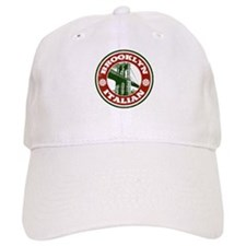 Brooklyn New York Italian Baseball Baseball Cap