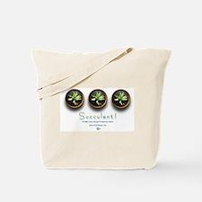 Succulent #1 Tote Bag