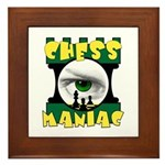 Play Free Online Chess Framed Tile
