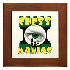 Play Free Online Chess Framed Tile