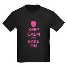 Keep calm and bake on T