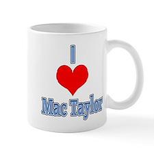 I heart Mac Taylor Mug