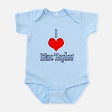 I heart Mac Taylor Body Suit