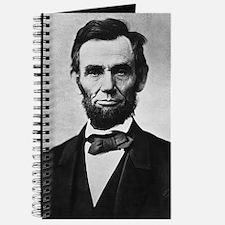 Unique Honest abe Journal