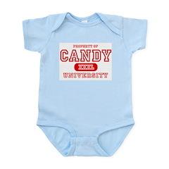 Candy University Infant Bodysuit