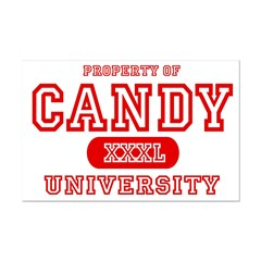 Candy University Posters