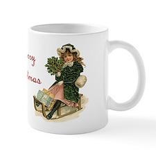 Sleigh Girl Mug