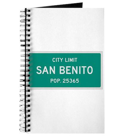 San Benito, Texas City Limits Journal
