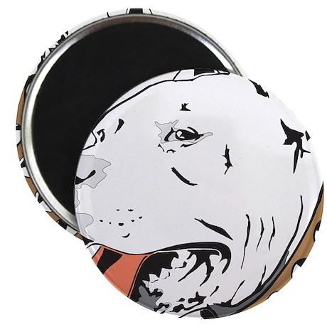 """Pitbull 2.25"""" Magnet (10 pack)"""
