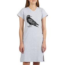Raven Women's Nightshirt