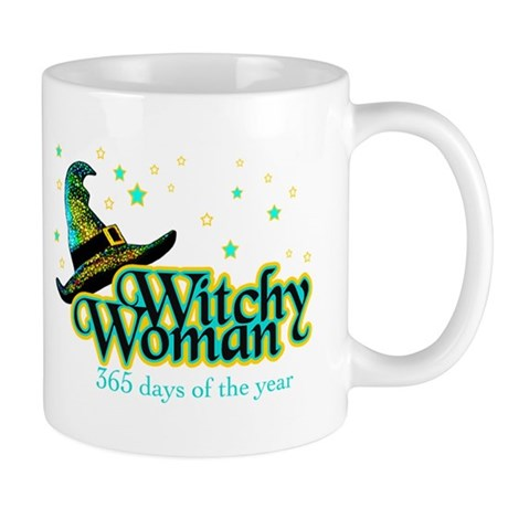 Witchy Woman 365 Mug